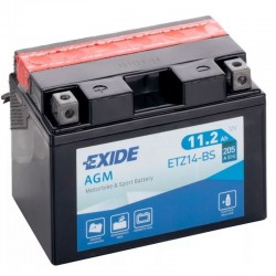copy of Exide ET4B-BS...